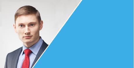 Руководитель юридической практики и отдела товарных знаков Кирилл Осипов